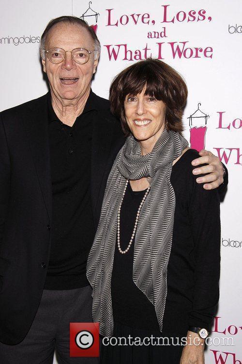 Nicholas Pileggi and His Wife Nora Ephron 2