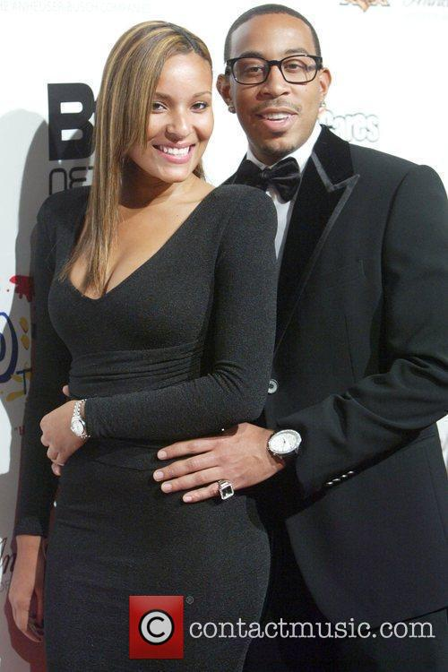 Rapper/actor Ludacris and Ludacris 1