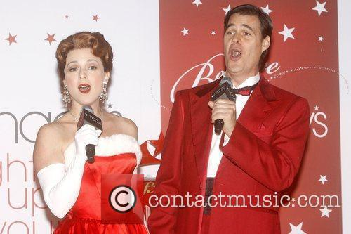 Macy's Herald Square 'Holiday Window Unveiling and Celebration'