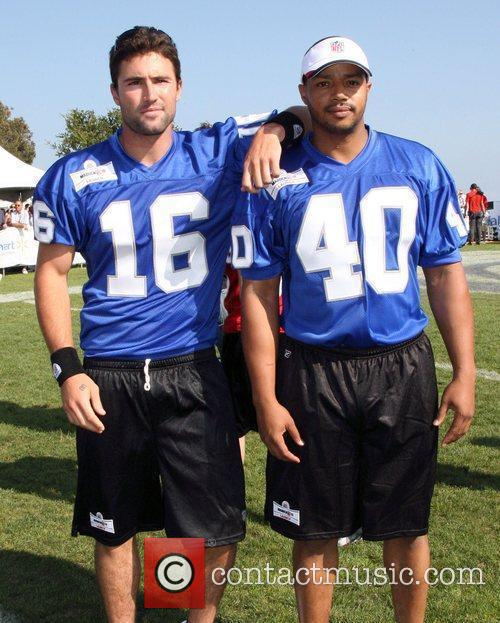 Brody Jenner and Donald Faison 2