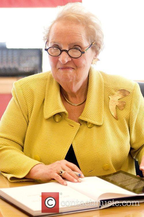 madeleine albright essay 51st state: kosovo's bond to the us – photo essay 51st state: kosovo's bond to the us madeleine albright.