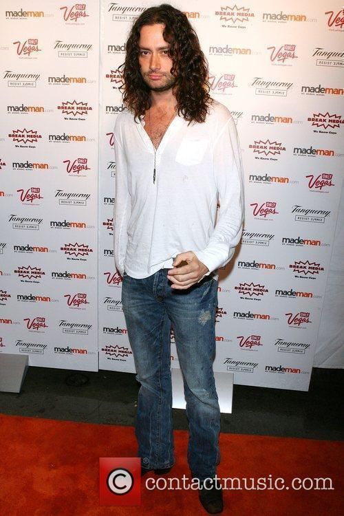 Constantine Maroulis Launch party of MadeMan.com New York...