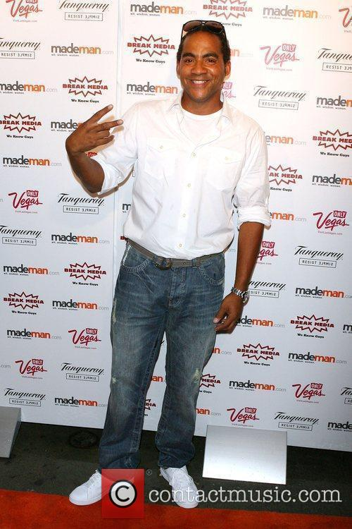 Tony Shellman Launch party of MadeMan.com New York...