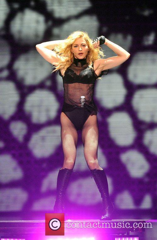 Madonna and O2 Arena 3