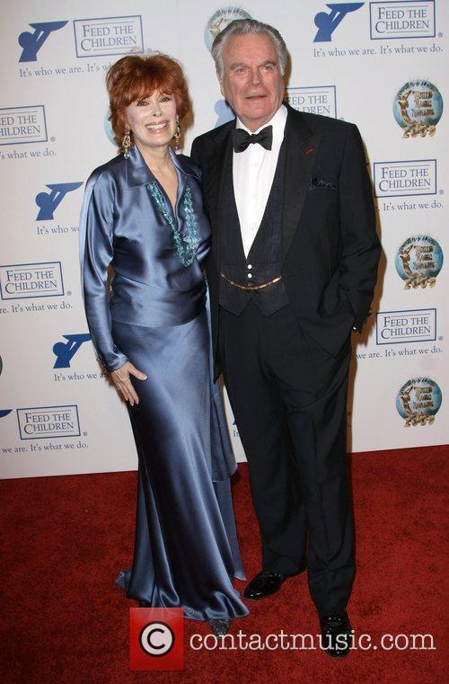Jill St. John, Robert Wagner, World Magic Awards and The Barker Hanger
