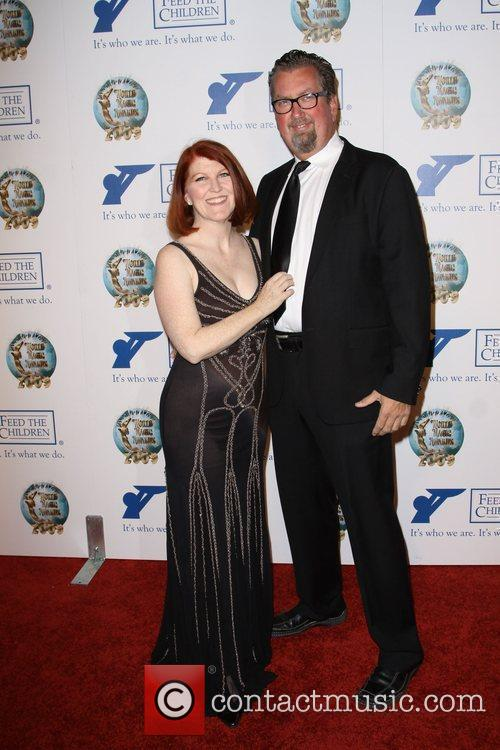 Kate Flannery and Chris Haston 2009 World Magic...