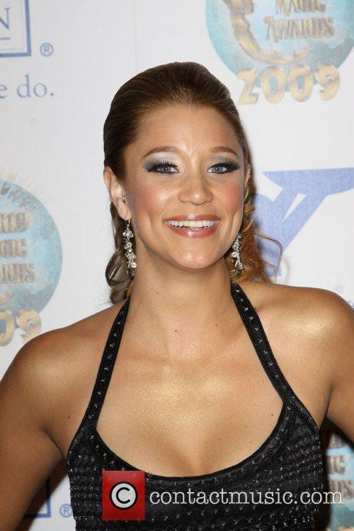Kristen Renton 2009 World Magic awards held at...