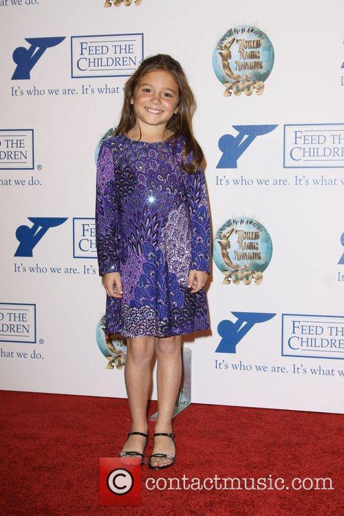 Laura Ann Kesling 2009 World Magic awards held...