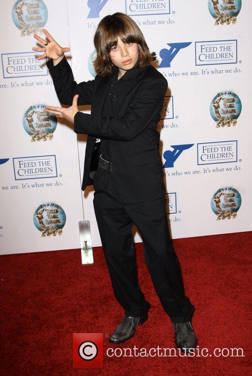 Leo Howard 2009 World Magic awards held at...