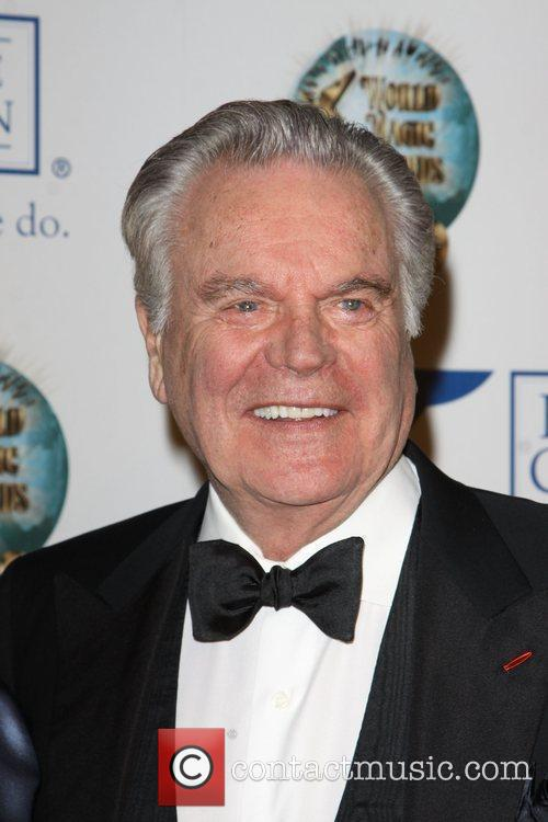 ROBERT WAGNER 2009 World Magic awards held at The Barker Hanger ...