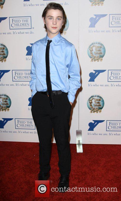 Sterling Beaumon 2009 World Magic awards held at...