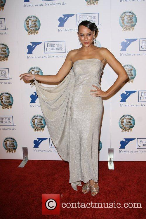 Tameka Jacobs 2009 World Magic awards held at...