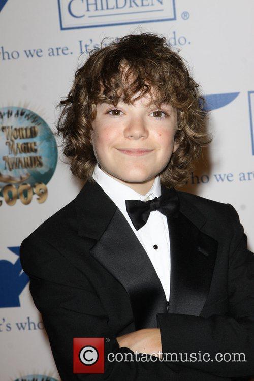 Trevor Gagnon 2009 World Magic awards held at...