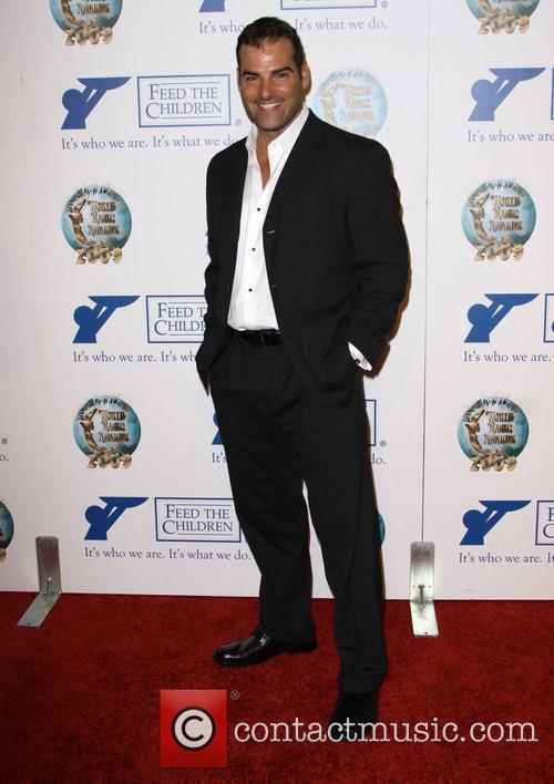Brien Perry 2009 World Magic awards held at...