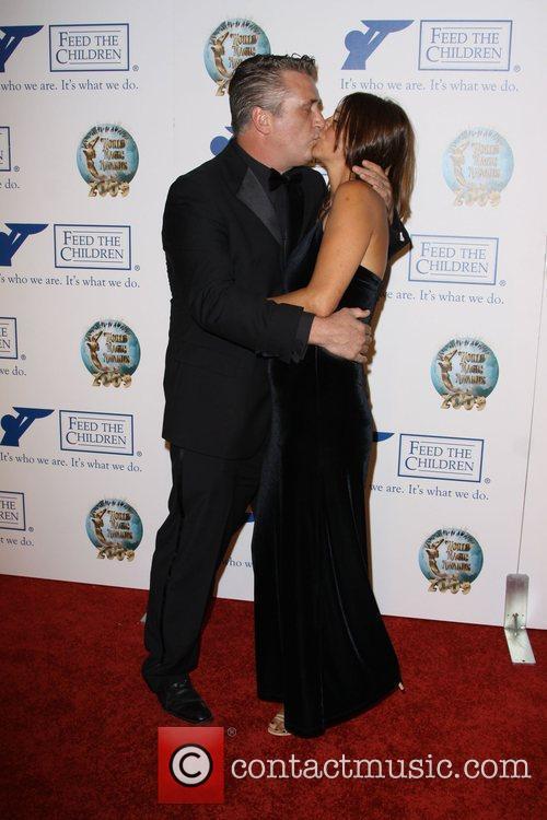 Daniel Baldwin and wife Joanne Smith-Baldwin 2009 World...