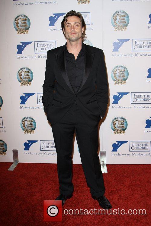 Daniel Goddard 2009 World Magic awards held at...