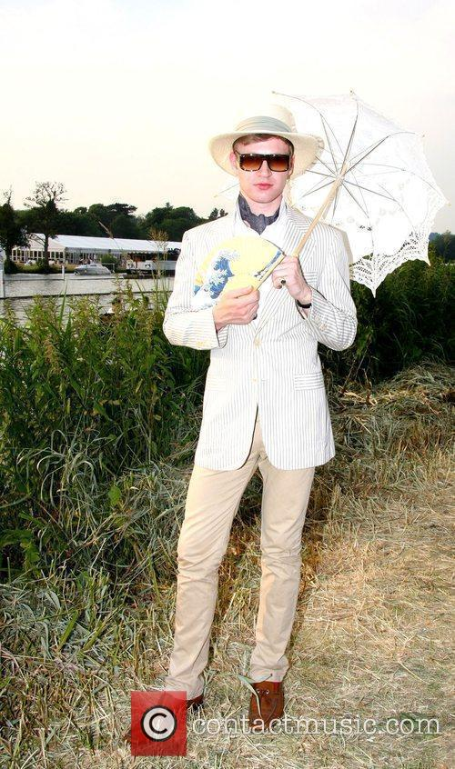 Henry Conway Mahiki at the Henley Regatta Henley-on-Thames,...