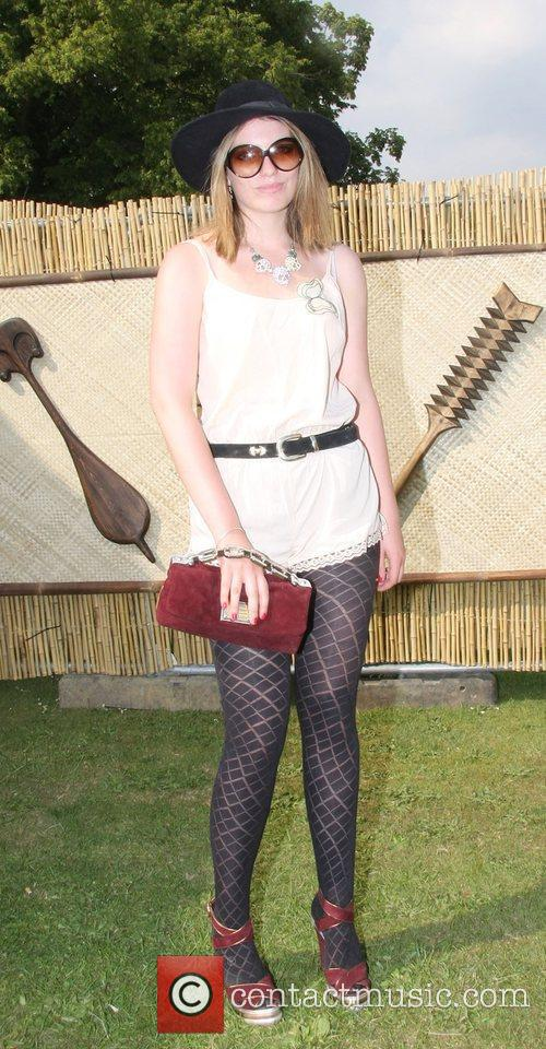 Lola Lennox Mahiki at the Henley Regatta Henley-on-Thames,...