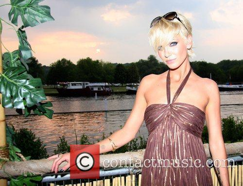 Sarah Harding Mahiki at the Henley Regatta...