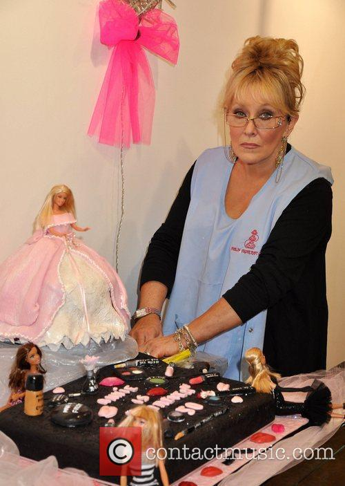 Adele King Annie Gribbin celebrates her 50th birthday...