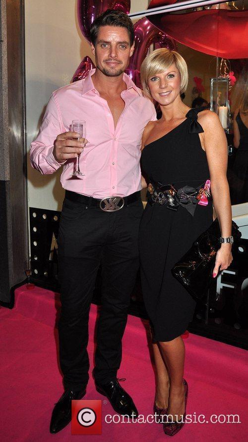Keith Duffy, Lisa Duffy Annie Gribbin celebrates her...