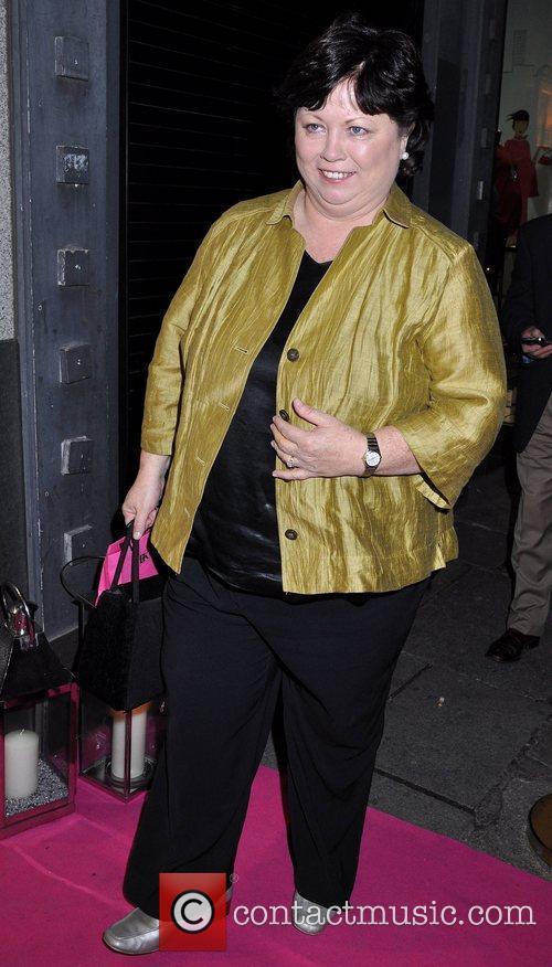 Mary Harney Annie Gribbin celebrates her 50th birthday...