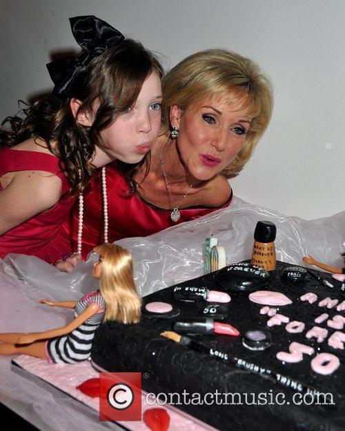 Niamh (daughter) and Annie Gribbin  Annie Gribbin...