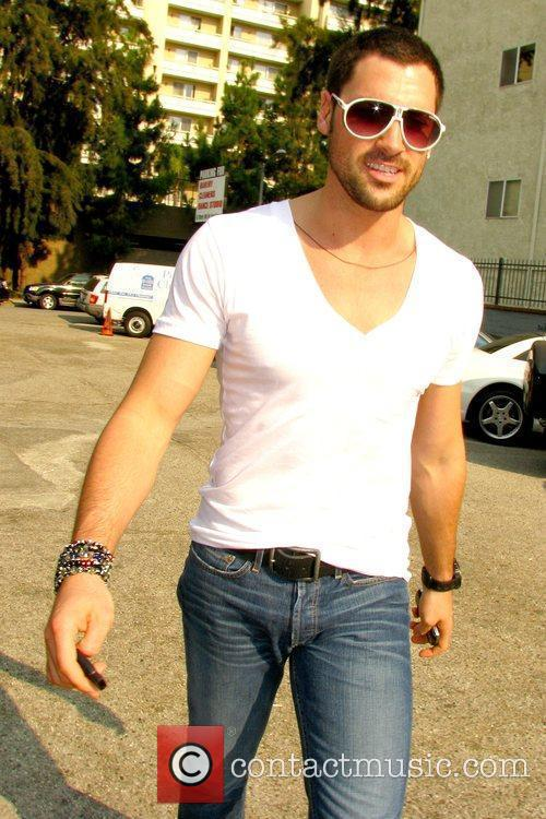 Maksim Chmerkovskiy and Dancing With The Stars 3