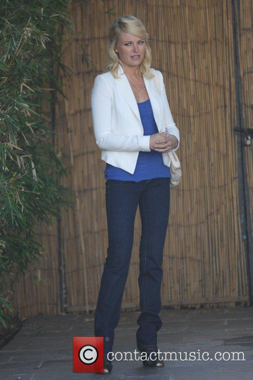 'Couples Retreat' co-star Malin Akerman out shopping in...