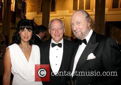 David Gilmour and Polly Samson