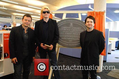 Nicky Wire, James Dean and Manic Street Preachers 1
