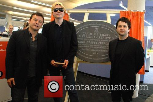 Nicky Wire, James Dean and Manic Street Preachers 2