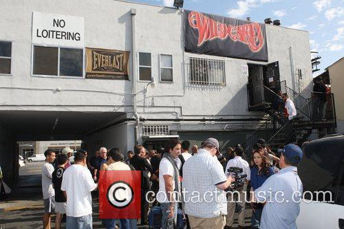 Wild Card Boxing Club in Hollywood