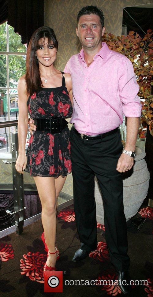 Niall Quinn and wife Gillian Quinn The grand...