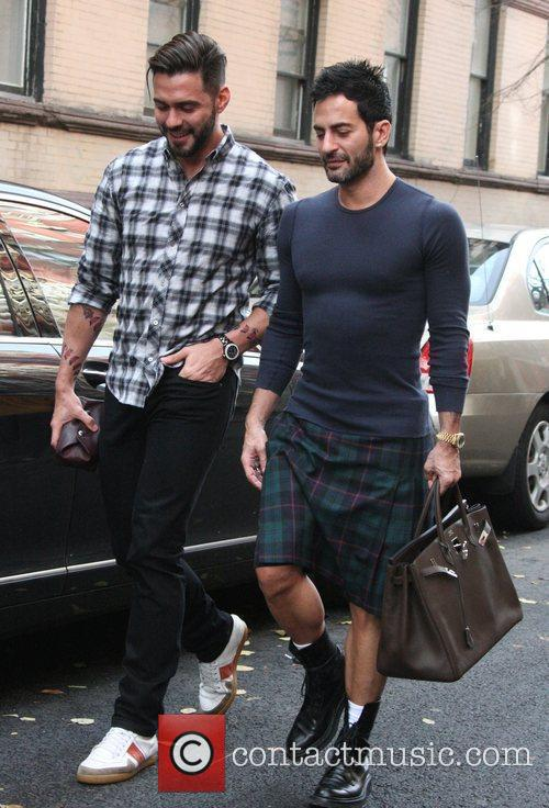 Marc Jacobs and Husband Lorenzo Martone 4