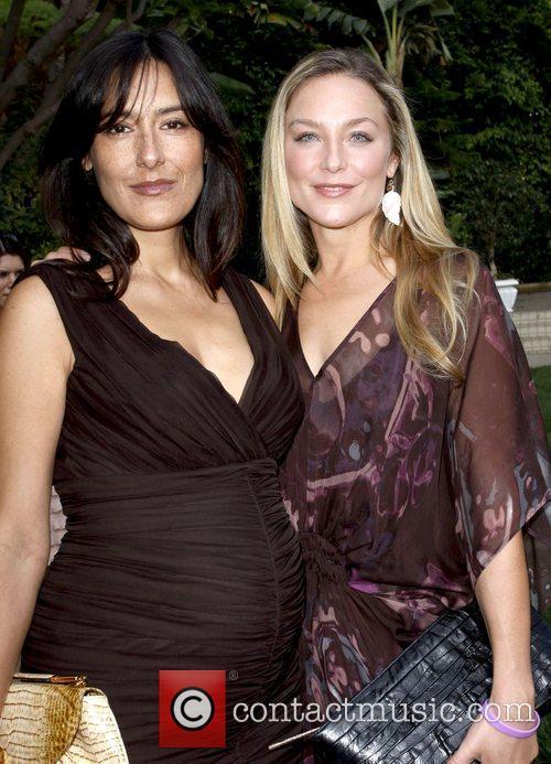 Alicia Coppola and Elisabeth Rohm March of Dimes...