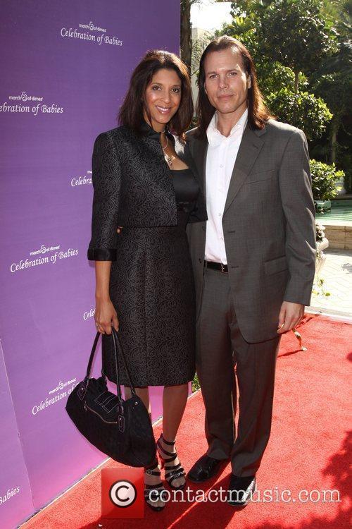 Christine Devine and fiance Sean McNabb March of...