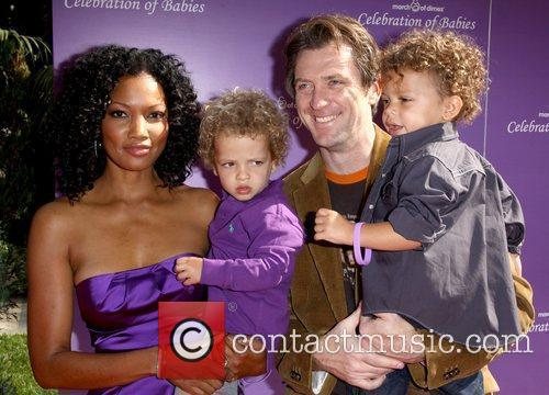 Garcelle Beauvais-Nilon and family March of Dimes 4th...