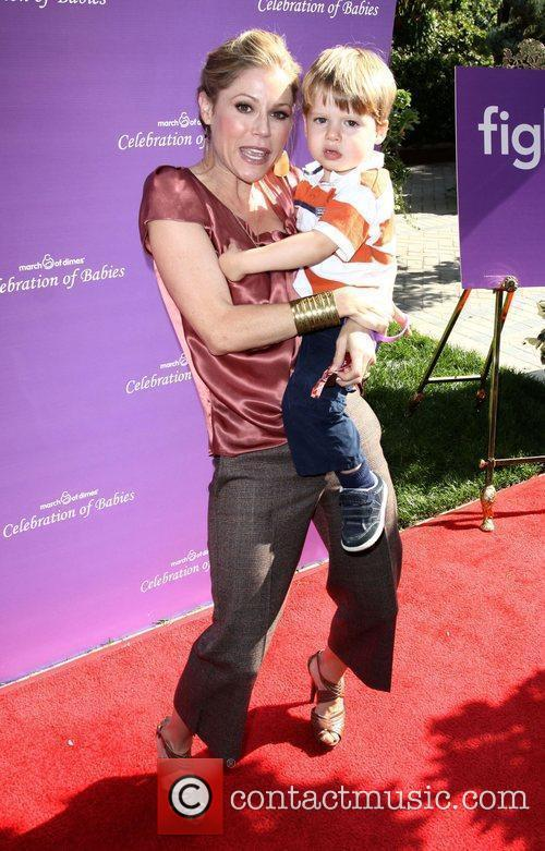 Julie Bowen and Son Oliver Mclanahan Phillips 10