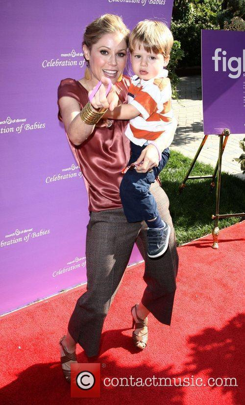 Julie Bowen and Son Oliver Mclanahan Phillips 3