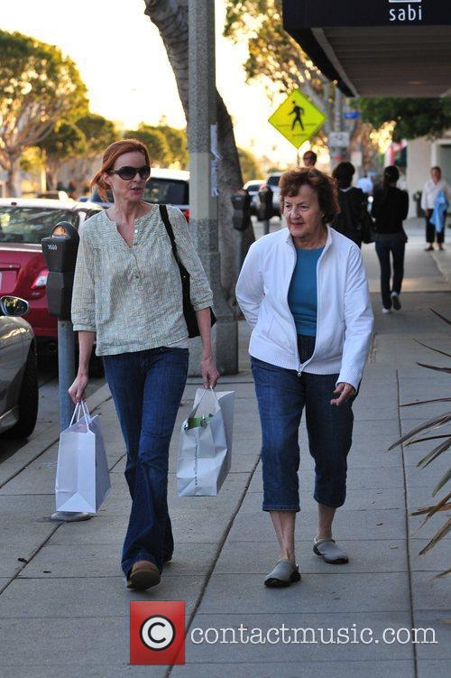 Marcia Cross and Her Mother 4
