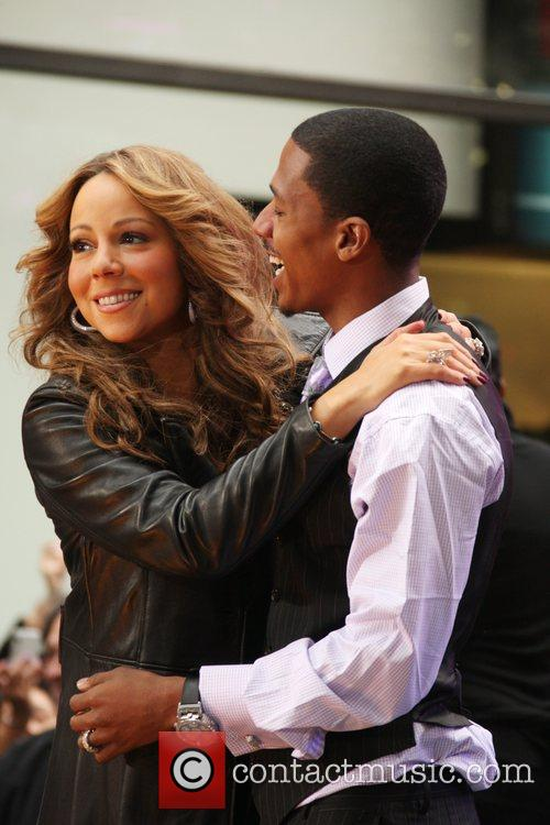 Mariah Carey and Nick Cannon 5