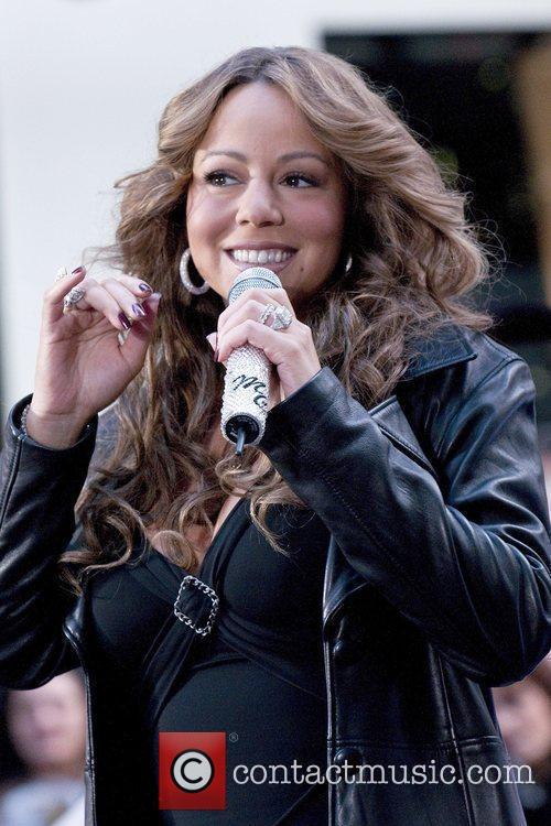 Singer Mariah Carey 6