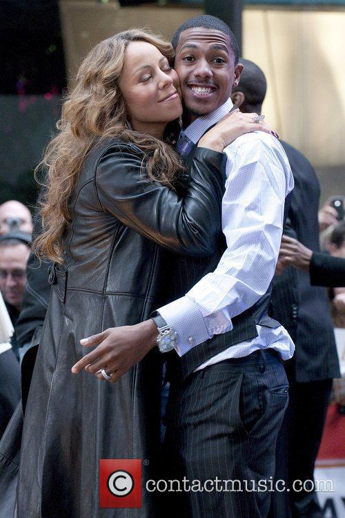 Singer Mariah Carey and Mariah Carey 4