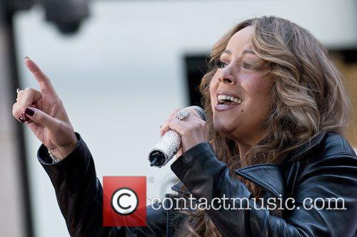 Singer Mariah Carey 2