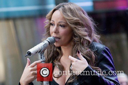 Singer Mariah Carey 5