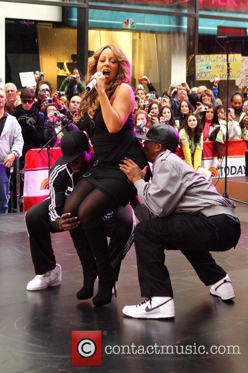 Singer Mariah Carey 7