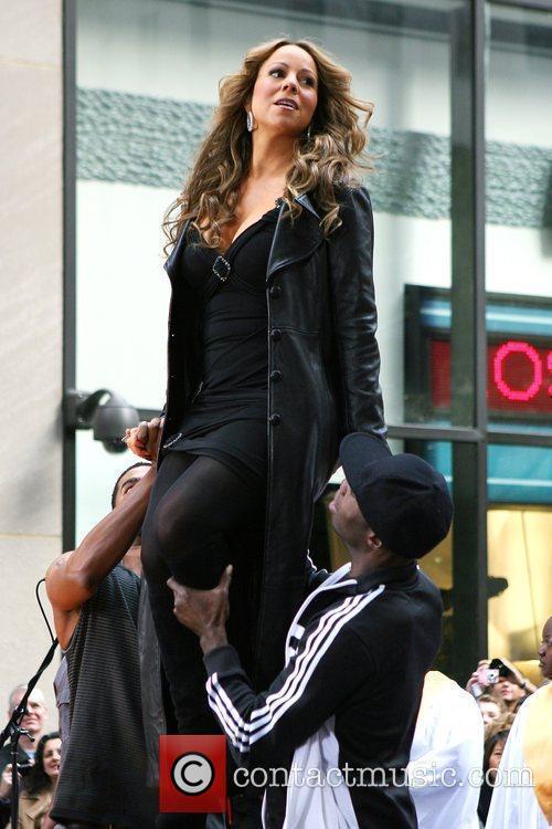 Singer Mariah Carey 11