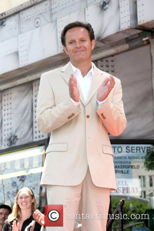 Hollywood television producer Mark Burnett honored with the...