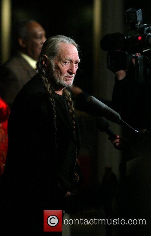 Willie Nelson 12th annual Mark Twain prize for...